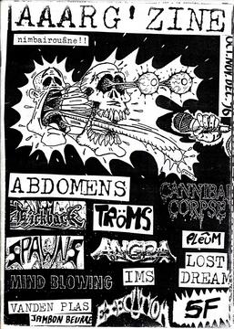 AAARG'ZINE 1996