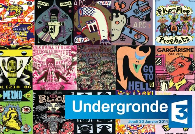 undergronde