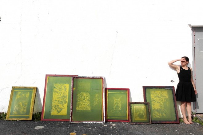 a-good-day--serigraphie-atelier-fanzino