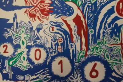 sortie du calendrier 2016